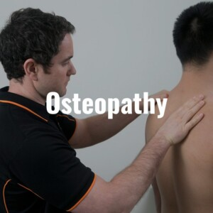 Osteopath Fitzroy North