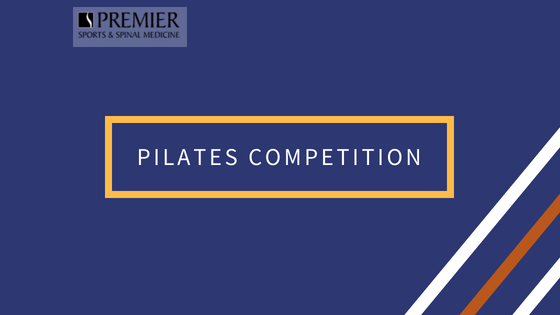 Pilates Competition