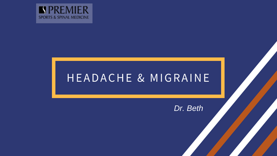 Beth – Headache and Migraines
