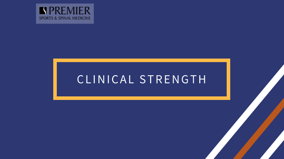 Clinical Strength