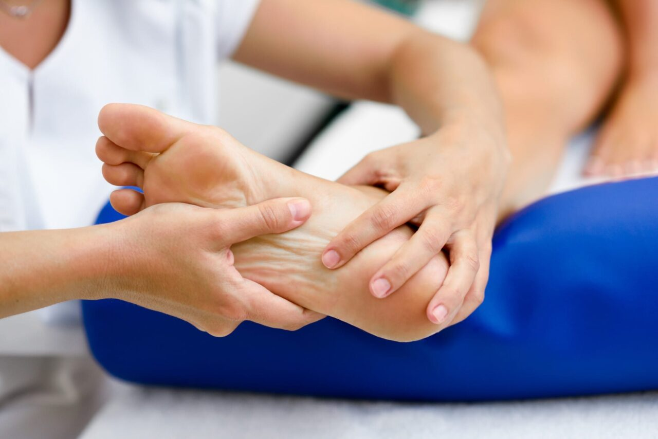 Podiatry- Services